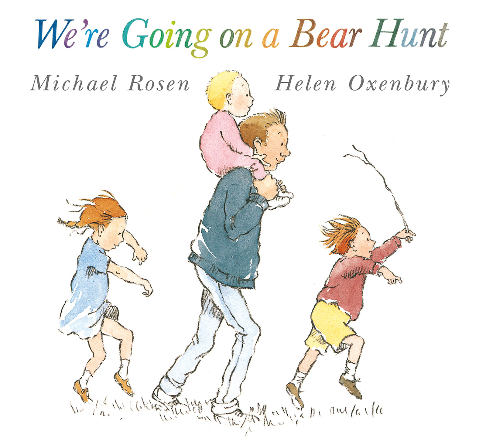 We're Going On a Bear Hunt – Learning At Home