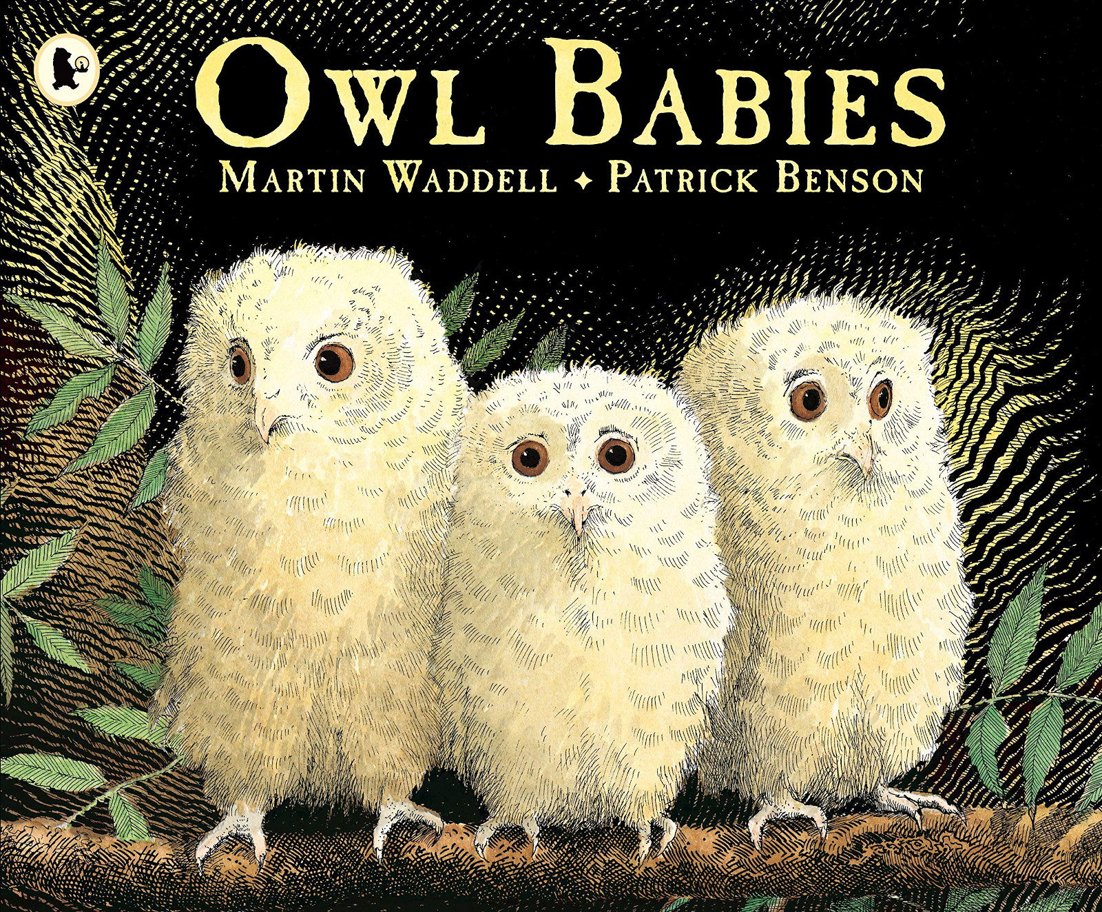 Owl Babies – Learning At Home
